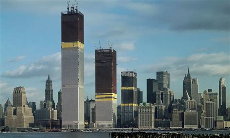 New York s twin towers – the  filing cabinets  that became ...