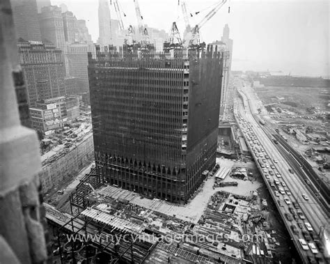 New York's World Trade Center, recalled in its earlier pre ...
