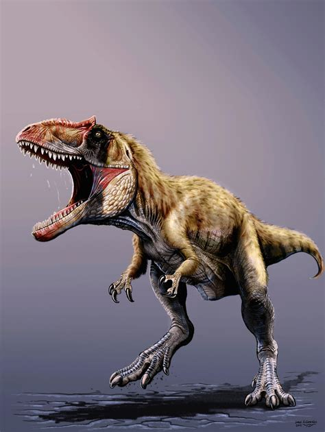 Newfound Giant Dinosaur Ruled Before T. Rex