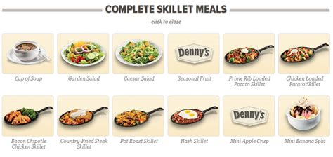 News: Denny s   New Skillet Meals and New Coffee | Brand ...