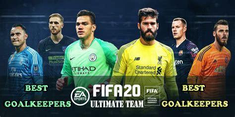 News: FIFA 20 Ultimate Team: The Eight Best GK ...