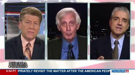 Newsmax Nevada Caucus Special | Steve Malzberg & Brent ...