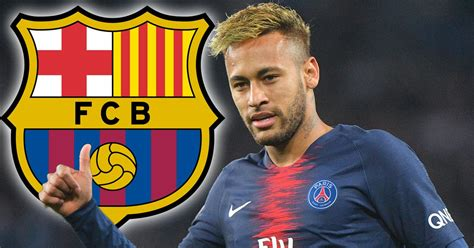 Neymar desperate for return to Barcelona with  constant ...