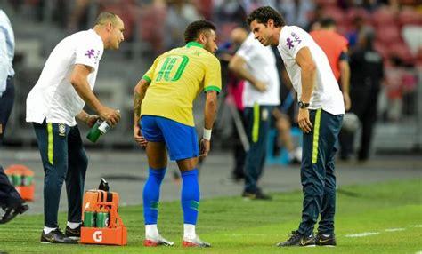 Neymar estará otro mes de baja en el PSG   Fichajes.net