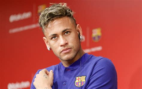 Neymar insists he is  happy at Barcelona  amid rumours of ...