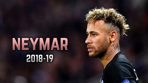Neymar Jr 2018 19 | Dribbling Skills & Goals   YouTube
