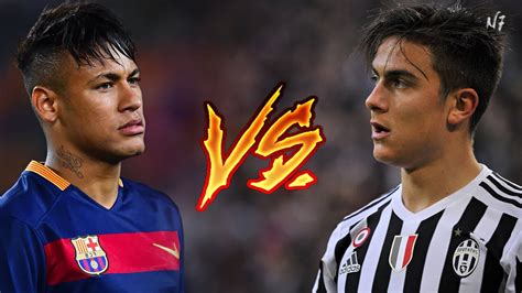 Neymar Jr vs Paulo Dybala Top 10 Goals 2015/2016 | HD ...