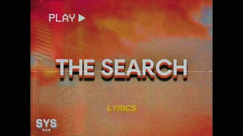 NF – The Search  Lyrics    YouTube