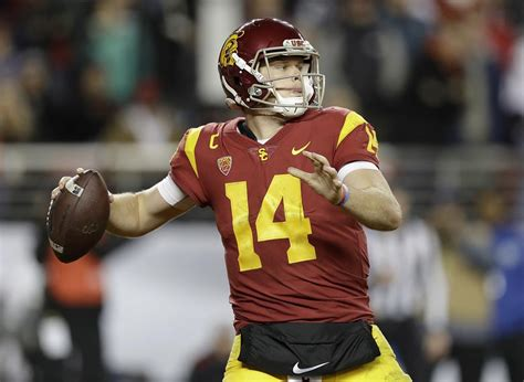 NFL draft preview: Early run of quarterbacks should ...