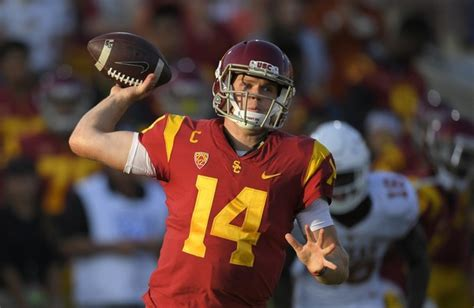 NFL mock draft 2018: More dots connecting Sam Darnold to ...