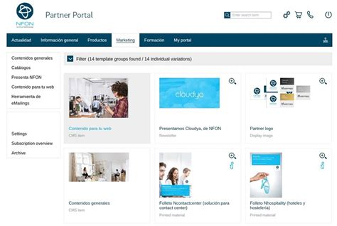 NFON Iberia lanza su nuevo portal de partners – taipricebook