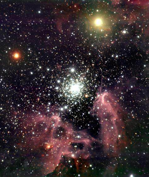NGC 3603 una lámpara en la galaxia   Galaxias, Galaxia ...