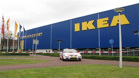 NH | IKEA Amsterdam Zuidoost ontruimd
