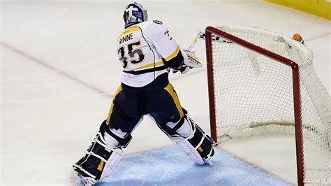 NHL: Goalies Breaking Sticks   YouTube