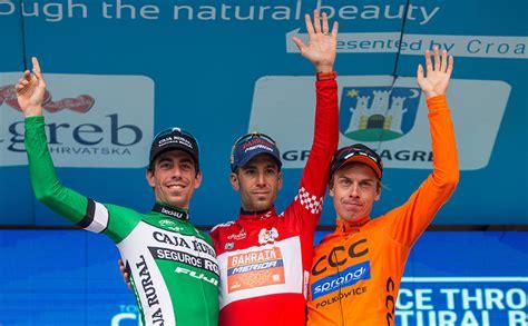 Nibali le arrebata la general del Tour de Croacia a Rosón ...