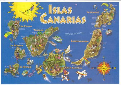 Nice and neat postcards: Islas Canarias