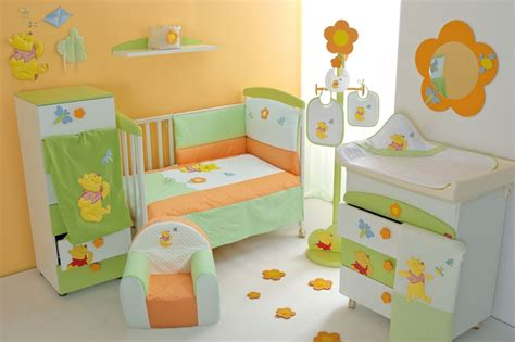 Nice Baby Nursery Furniture Set with Winnie the Pooh from ...