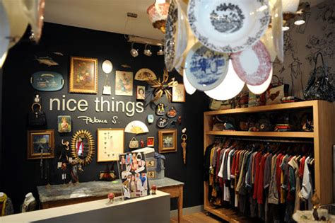 NICE THINGS, abre su flagship store en Madrid | DolceCity.com