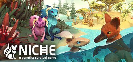 Niche   a genetics survival game on Steam