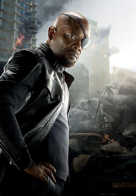 Nick Fury   Marvel Cinematic Universe Wiki   FANDOM ...