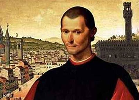 Nicolás Maquiavelo, el padre de la ciencia política ...