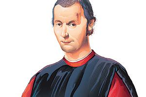 Nicolás Maquiavelo Icarito