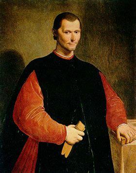 Nicolas Maquiavelo: Su Nacimiento e Infancia