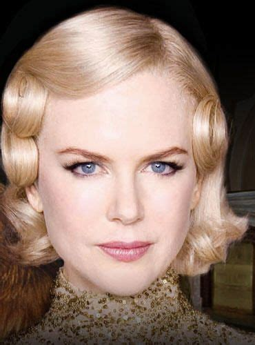 Nicole Kidman hooded eye | Vintage hairstyles, Beauty ...
