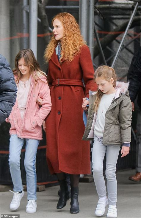 Nicole Kidman offers fans a rare update about the adult ...