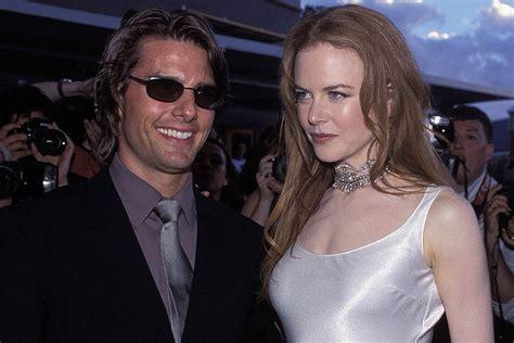 Nicole Kidman on Tom Cruise Marriage:  I Look Back Now and ...