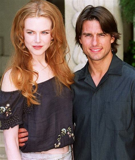 Nicole Kidman Recalls Meeting Tom Cruise for the First ...