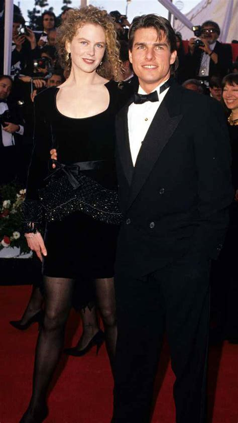 Nicole Kidman Reflects on Her Miscarriage During Tom ...