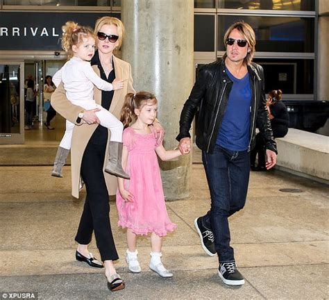Nicole Kidman reveals her two girls don t want another ...