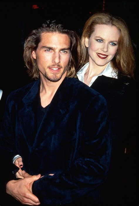 Nicole Kidman Reveals What It Was Really Like Being ...