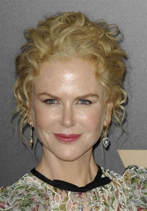 Nicole Kidman s Hairstyles Over the Years