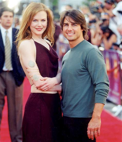 Nicole Kidman Talks About Her Children With Tom Cruise