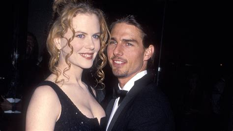 Nicole Kidman Talks Marrying Ex Tom Cruise at a Young Age ...