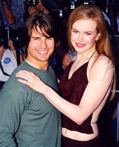 Nicole Kidman: Tom Cruise and I Were Like Brad Pitt ...