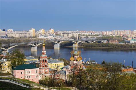 Nijni Novgorod   Villes de la Volga   Tsar Voyages
