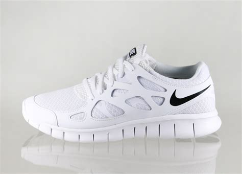 Nike Free Run 2 NSW  White / Black   White  | asphaltgold