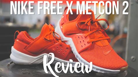 NIKE FREE X METCON 2 FULL REVIEW!  CrossFit Shoe of 2019 ...