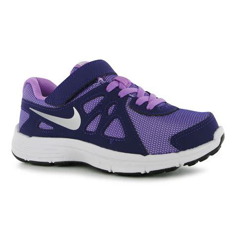 Nike Kids Revolution 2 Childrens Girls Running Shoes ...