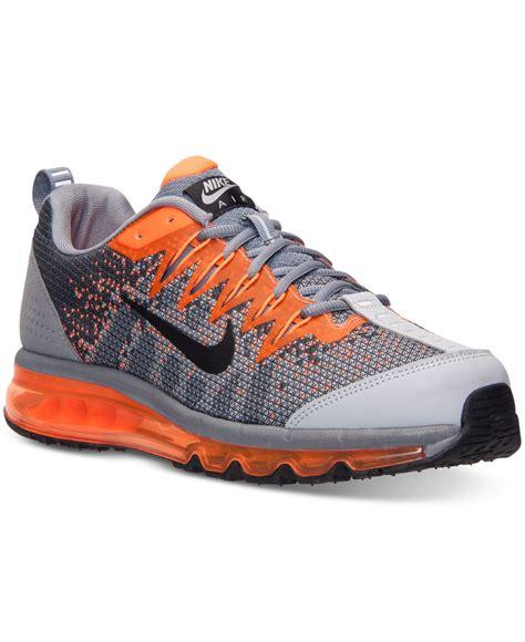 Nike Men s Air Max 09 Jacquard Running Sneakers From ...