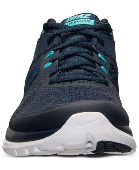 Nike Men S Flex Run 2014 Running Sneakers From Finish Line ...
