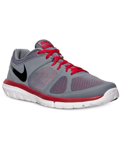 Nike Men S Flex Run 2014 Running Sneakers From Finish Line ...