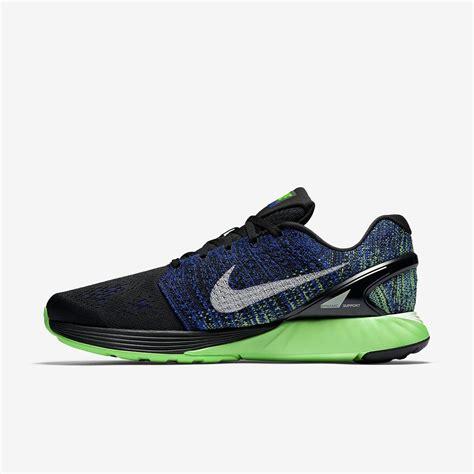 Nike Mens LunarGlide 7 Running Shoes   Black   Tennisnuts.com