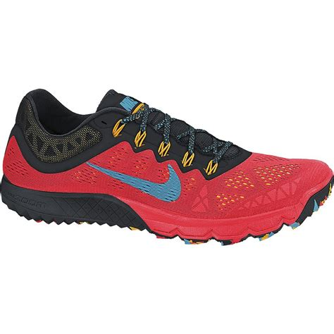 Nike Mens Zoom Terra Kiger 2 Running Shoes   Bright ...