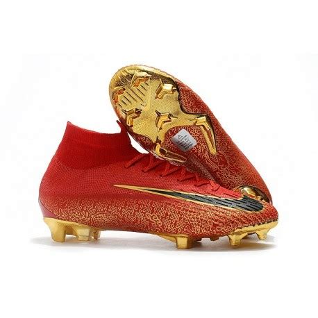 Nike Mercurial Superfly 6 Elite FG Firm Ground Boots   Red ...