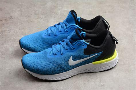 Nike Odyssey React Lake Blue/Black Men's Running Shoes For ...