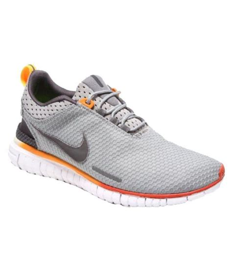 Nike OG FREE RUN Grey Running Shoes   Buy Nike OG FREE RUN ...